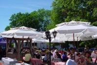 Schlossbräustüberl Scherneck - Unser Biergarten